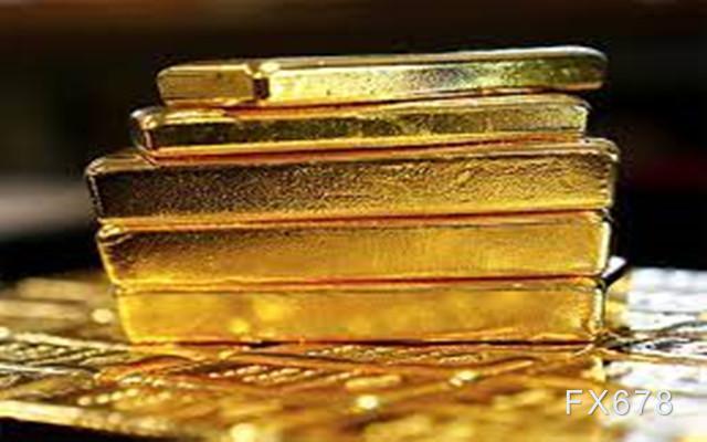 现货黄金自三周低位反弹,要逆转美元涨势需它们出力