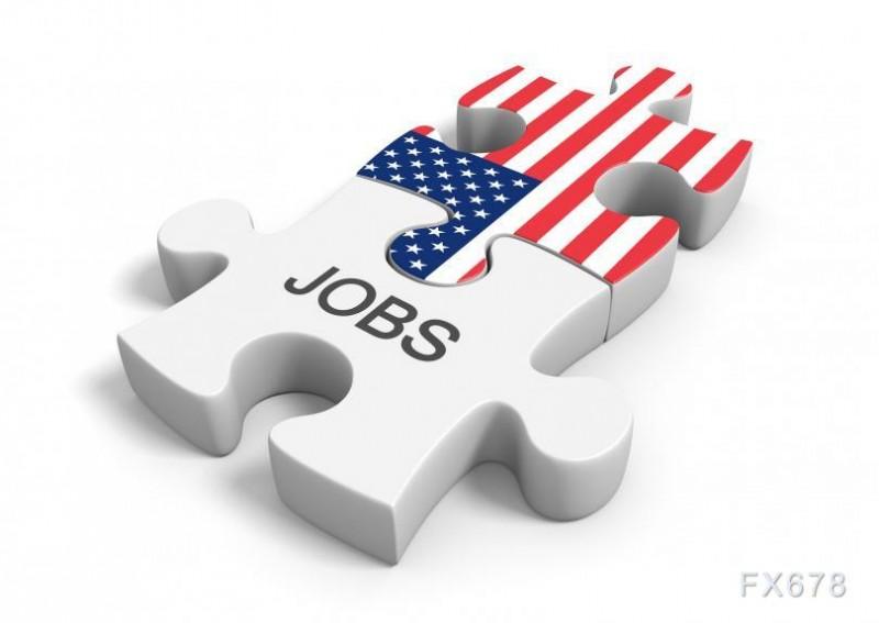 美国上周初请失业金人数高于预期,然就业市场有改善迹象