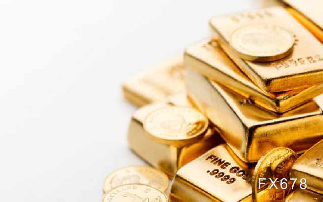 黄金短期人气上涨,机构关注能否突破这一关键阻力位