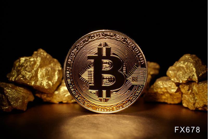 机构入场黄金面临劲敌,比特币后市将涨至13万美元?
