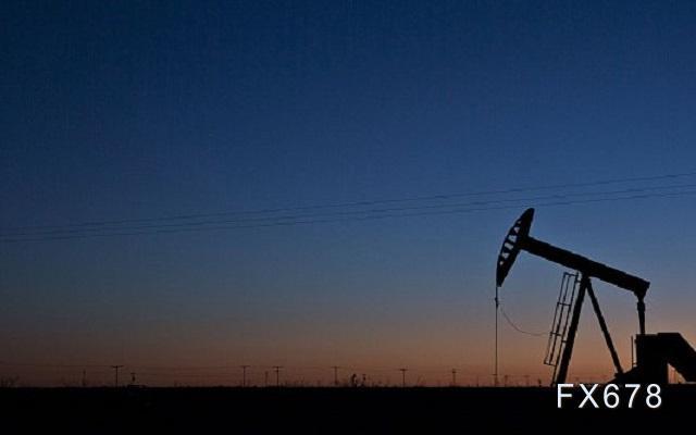 原油交易提醒:多头元气大伤,一不速之客或东山再起