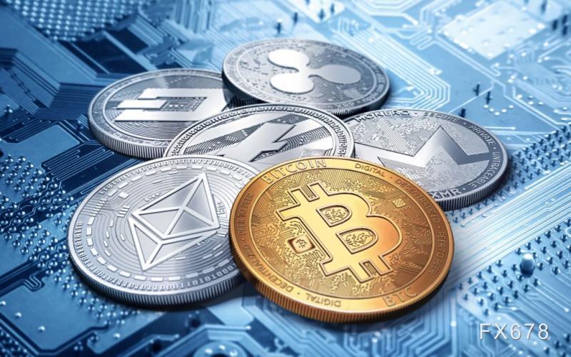 涨疯了!加密货币市值突破2万亿!