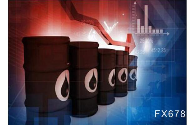 API成品油库存超预期增加,美油短线跳水