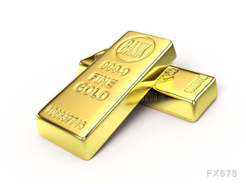 黄金交易提醒:美元跌创两周新低!关注1750关键阻力