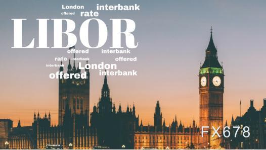 4月6日伦敦银行间同业拆借利率LIBOR