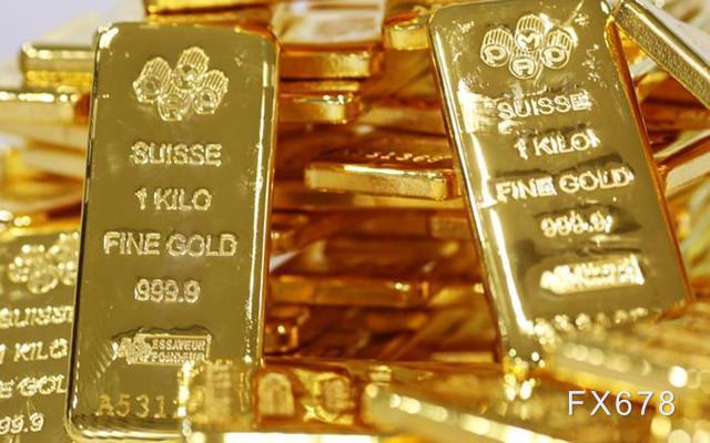现货黄金后市上看1768美元,鲍威尔重申经济短板