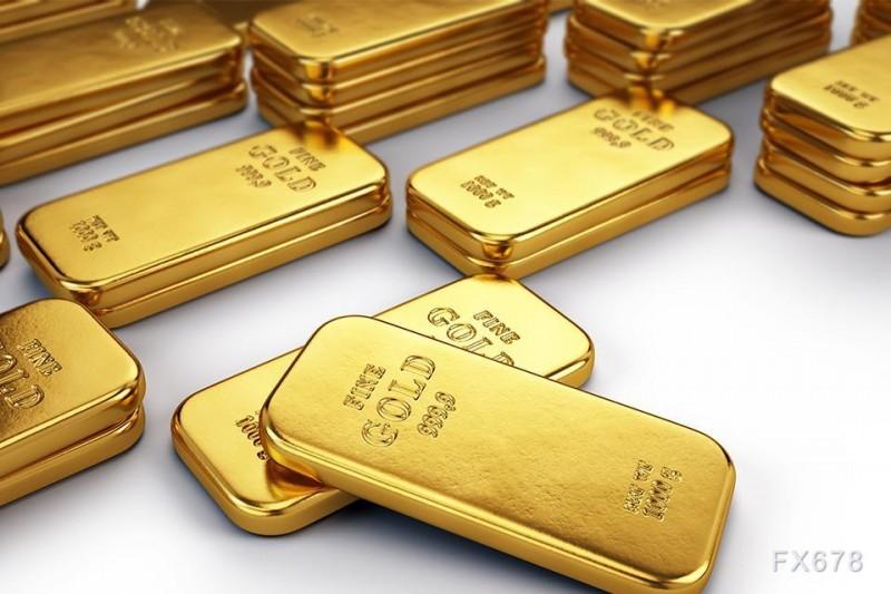 黄金交易提醒:华尔街及散户集体看涨金价,多头仍强势