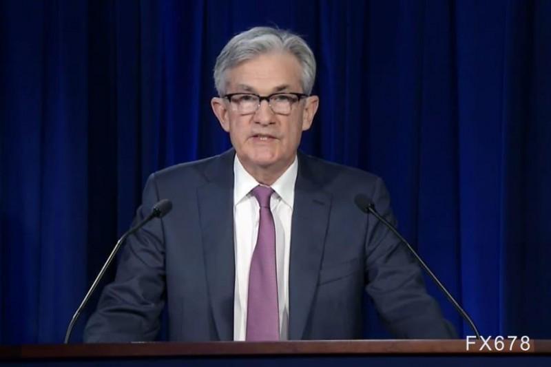 """美联储主席鲍威尔:美国经济处于""""拐点"""""""