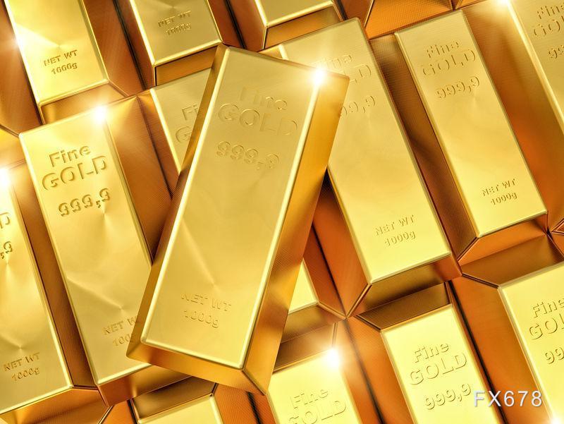 4月12日现货黄金交易策略:关注低位做多的机会