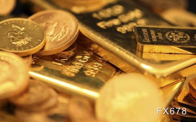 两大利空因素确认国际金价重启跌势,后市下看1656美元