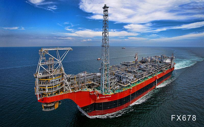 INE原油涨1.7%至逾一周新高,受两方面因素支撑