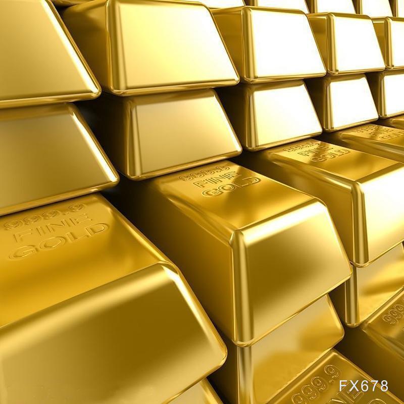 黄金交易提醒:多头或靠美元翻盘,关注两大重磅数据或引