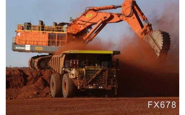澳洲水灾+中国市场需求旺盛,铁矿石价格创十年新高!