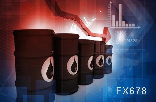 API原油库存意外增加44万桶,美油短线快速走低