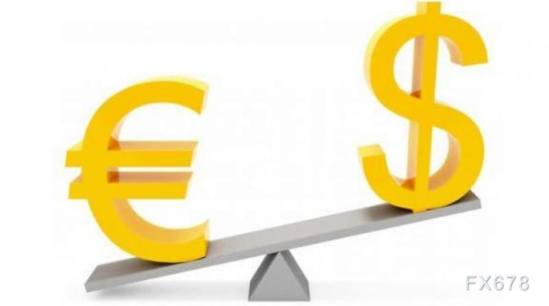 欧元有望大涨300余点,三大利好给与多头信心