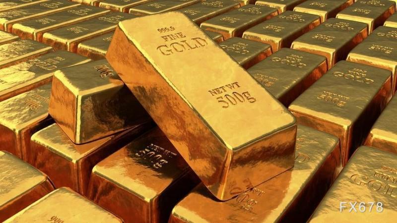 4月26日黄金交易策略:多头动能减弱但升势不变