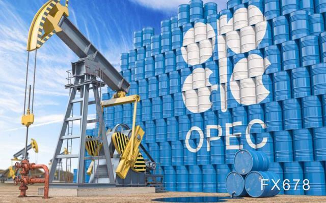 国际油价跌逾1%,OPEC+增产在即,印度抗疫变亢意