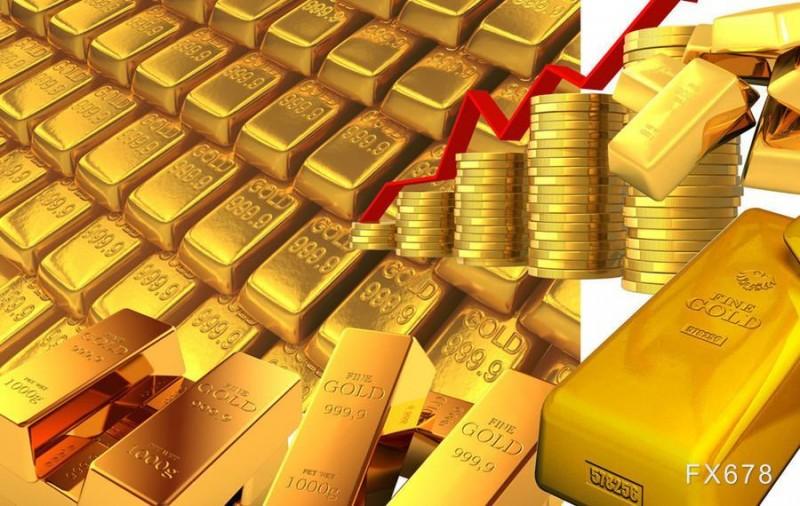 黄金交易提醒:美经济强劲痛击多头,料金价走势仍艰难