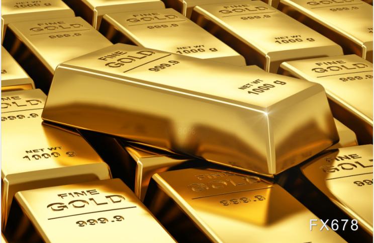 瑞士信贷:国际现货黄金价格有望上测1879美元