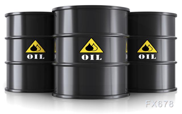 NYMEX原油下看64.01美元
