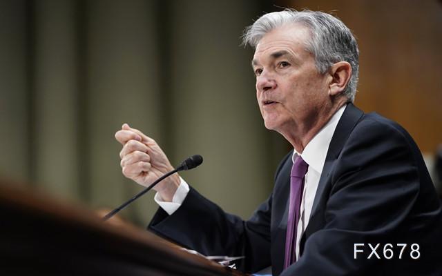 现货黄金跌势趋缓,欲给出市场满意答复,鲍威尔难度不小