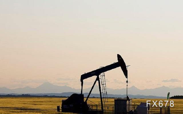 能源公司稳步恢复生产,油价走低但本周仍录得逾3%涨幅