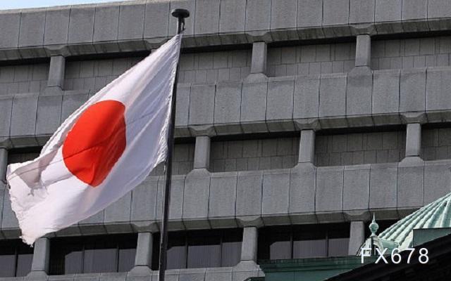 美元兑日元升创六周新高!日本制造业PMI创八个月最低