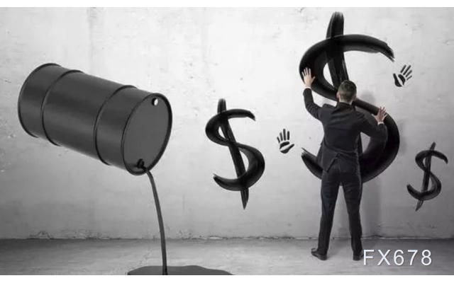 经济数据不佳影响需求前景,美油触及83关口后回落