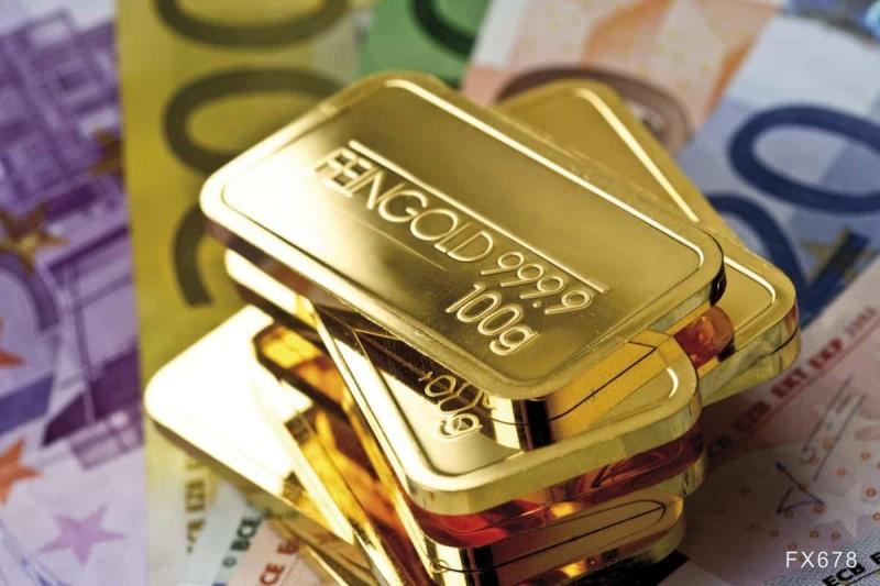 黄金交易提醒:通胀担忧升温金价两连涨,关注初请失业金人数